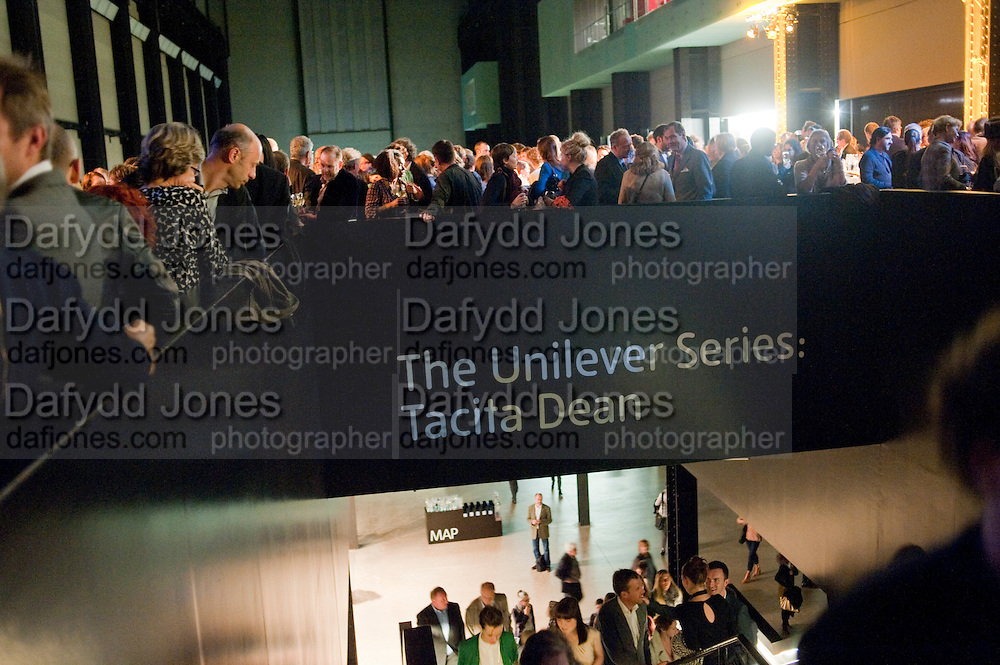 The Unilever Series: Tacita Dean. Tate Modern. London. 10 October 2011. <br /> <br />  , -DO NOT ARCHIVE-&copy; Copyright Photograph by Dafydd Jones. 248 Clapham Rd. London SW9 0PZ. Tel 0207 820 0771. www.dafjones.com.