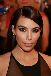 611476851<br /> Kim Kardashian attends the traditional Vienna Opera Ball (Wiener Opernball), Vienna State Opera, Vienna, Austria, Thursday, 27th February 2014. Picture by  imago / i-Images<br /> UK ONLY