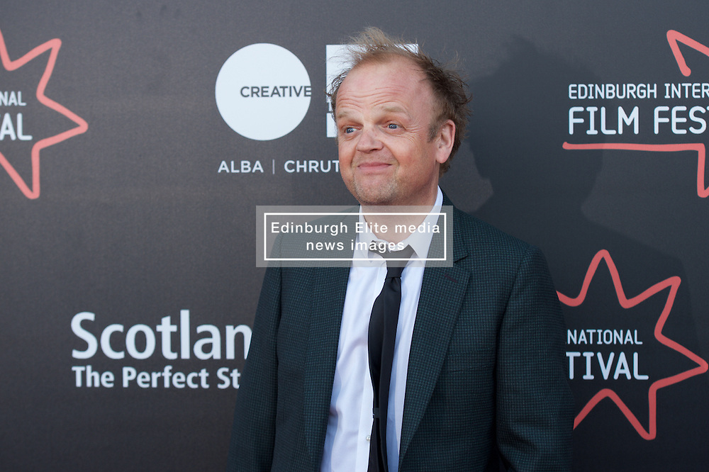 "Toby Jones on the red carpet during the Edinburgh International Film Festival UK Premier of ""KALEIDESCOPE"" at Cineworld, Saturday 24th June 2017(c) Brian Anderson   Edinburgh Elite media"