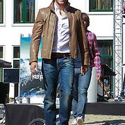 NLD/Rijswijk/20110601 - Uitreiking Talkies Terras Award 2011, modeshow, Dirk Taat