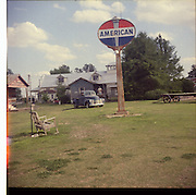 Clarksdale, Mississippi.Hopson Commissary.Juke Joint Festival..Yashica D .Kodak Porta 400 film.