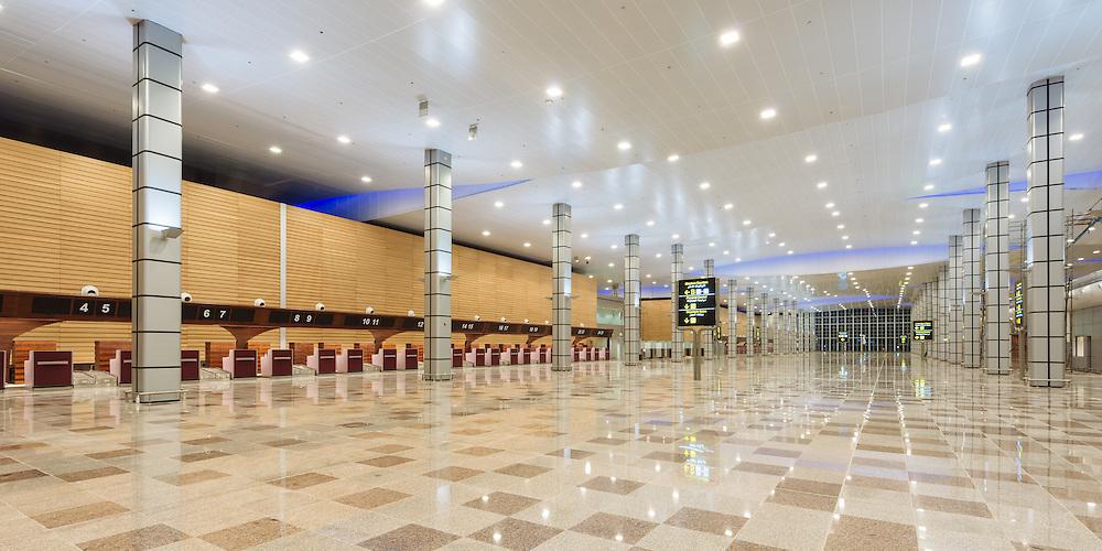 Hurghada International Airport | Client: Dar Al Handasah | Designer: adpi