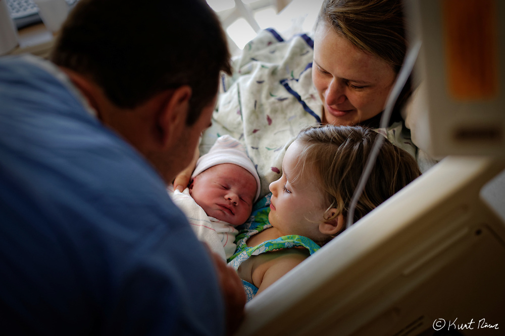 Tobias Daniel Powell born on April 28, 2014 with parents Sandy Powell and Daniel Powell.