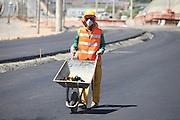 Salvador_BA, Brasil.<br /> <br /> Via expressa portuaria em Salvador, Bahia.<br /> <br /> Expressway port in Salvador, Bahia.<br /> <br /> Foto: RODRIGO LIMA / NITRO