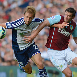 West Brom v Burnley | Premier League | 28 September 2014