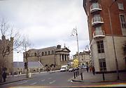 Old Dublin Amature Photos 1999 WITH, Christ Church, Thomas St,