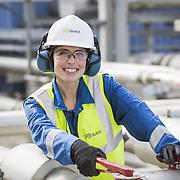 West Burton B Power Station , UK - Suez Water treatment plant