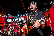 7 Seconds at the Grog Shop. July 30, 2014. Photo by Ken Blaze
