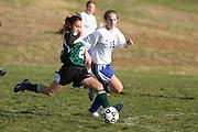 MCHS JV Girl's Soccer.vs Wilson.April 10, 2007