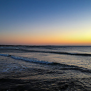 Today's clear Winter Sunrise in Narragansett,  January  20,2013.  Photo: Tripp Burman