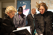 Isabella Blow: Fashion Galore! private view, Somerset House. London. 19 November 2013