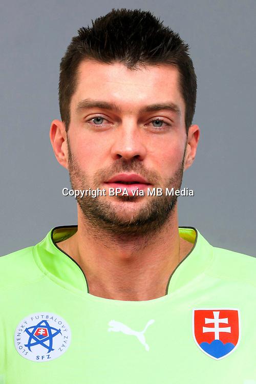 Uefa Euro FRANCE 2016 - <br /> Slovakia National Team - <br /> Matus Kozacik