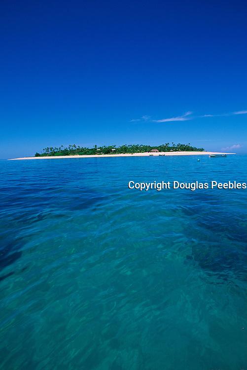 Tavarua Island, Mananuca Group, Fiji<br />