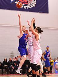 Mathias Seilund of Bristol Flyers   - Mandatory byline: Joe Meredith/JMP - 11/12/2015 - Basketball - SGS Wise Campus - Bristol, England - Bristol Flyers v Plymouth Raiders - British Basketball League