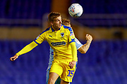 AFC Wimbledon forward Marcus Forss (15), on loan from Brentford,  during the EFL Sky Bet League 1 match between Coventry City and AFC Wimbledon at the Trillion Trophy Stadium, Birmingham, England on 17 September 2019.