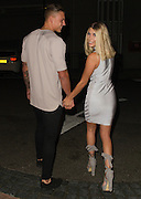 EXCLUSIVE<br /> Love Island Olivia and Alex out in London Last night, they where also joined by scott and Kady, <br /> Cara was joined by 2 dwarf friends.<br /> ©Exclusivepix Media