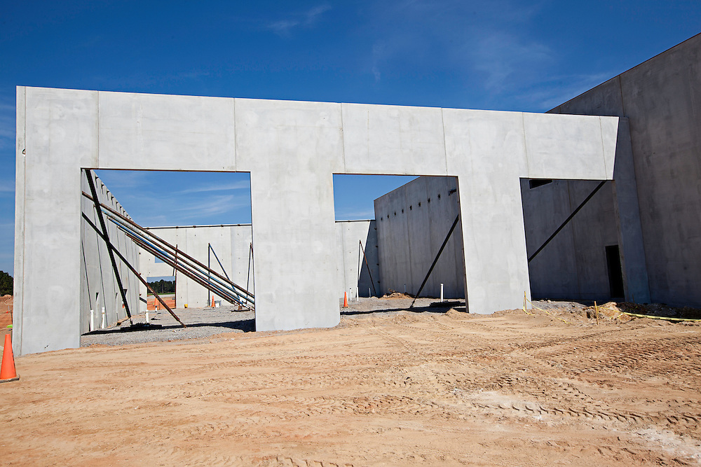Client: Gray Construction<br />
