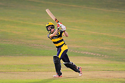 Aneurin Donald of Glamorgan in action. - Mandatory by-line: Alex Davidson/JMP - 22/07/2016 - CRICKET - Th SSE Swalec Stadium - Cardiff, United Kingdom - Glamorgan v Somerset - NatWest T20 Blast