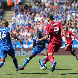 Leicester v Liverpool, Premiership, 1 September 2018