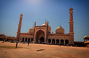 Jama Masjid, Delhi (1656), India.