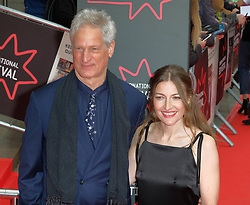 Edinburgh International Film Festival, Wednesday, 19th June 2018<br /> <br /> Opening Night Red Carpet: PUZZLE (International Premiere) <br /> <br /> Pictured: Marc Turtletaub and Kelly MacDonald<br /> <br /> (c) Aimee Todd | Edinburgh Elite media
