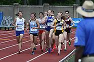 Event 9 -- Women's 1500m