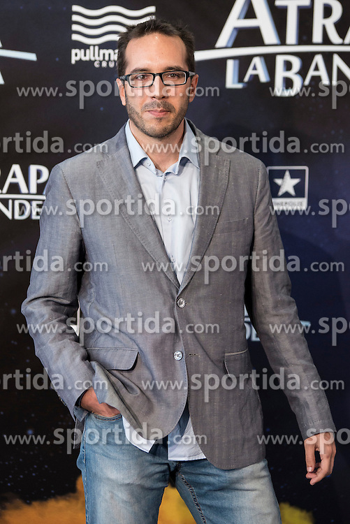 26.08.2015, Kinepolis Cinema, Madrid, ESP, Atrapa la Bandera, Premiere, im Bild Spanish director Enrique Gato attends to the photocall // during the premiere of spanish cartoon 'Capture The Flag&quot; at the Kinepolis Cinema in Madrid, Spain on 2015/08/26. EXPA Pictures &copy; 2015, PhotoCredit: EXPA/ Alterphotos/ BorjaB.hojas<br /> <br /> *****ATTENTION - OUT of ESP, SUI*****