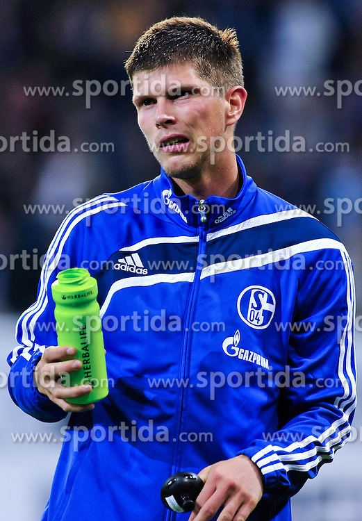 10.09.2010, Rhein-Neckar-Arena, Sinsheim, GER, 1. FBL, TSG Hoffenheim vs Schalke 04, im Bild Klaas-Jan Huntelaar (Schalke #25), Hochformat / Upright Format, Freisteller, EXPA Pictures © 2010, PhotoCredit: EXPA/ nph/  Roth+++++ ATTENTION - OUT OF GER +++++ / SPORTIDA PHOTO AGENCY