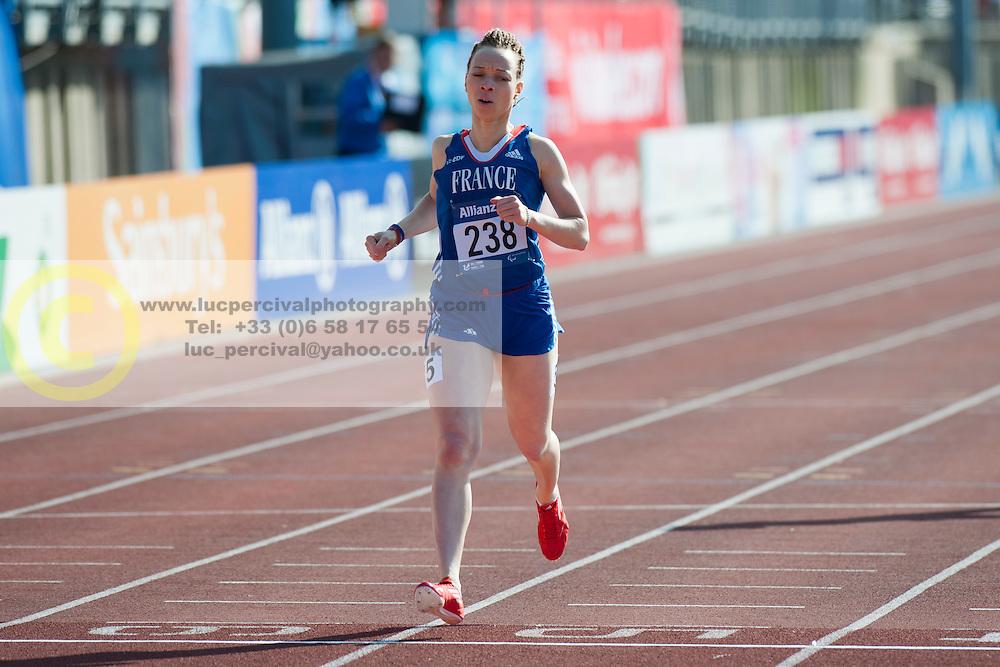 KEITA Nantenin, 2014 IPC European Athletics Championships, Swansea, Wales, United Kingdom
