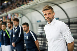 Igor Biscan, head coach of NK Olimpija Ljubljana during football match between NK Aluminij and NK Olimpija Ljubljana in the Final of Slovenian Football Cup 2017/18, on May 30, 2018 in SRC Stozice, Ljubljana, Slovenia. Photo by Vid Ponikvar / Sportida
