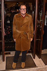 May 29, 2019 - London, London, United Kingdom - Image licensed to i-Images Picture Agency. 29/05/2019. London, United Kingdom. Alan Carr  attends The Starry Messenger press night  in London  (Credit Image: © i-Images via ZUMA Press)