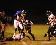 Oxford High vs. Charleston at Bobby Holcomb Field in Oxford, Miss. on Friday, August 27, 2010. Oxford won 24-14 to improve to 2-0.