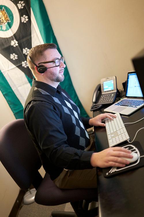 Jefferey Wolfe, Scripps College Bachelors of Applied Communication