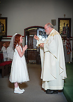 May 2, 2015 St Catherine of Siena First Communion Celebration photographed by Dan Busler Photography 781-352-4863
