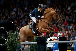 Breen, Shane (IRL) Golden Hawk<br /> Stuttgart - German Masters 2016<br /> © www.sportfotos-lafrentz.de