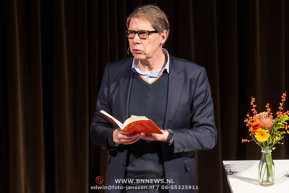 NLD/Hilversum/20181213 - Uitreiking Philip Bloemendal Prijs 2018, Wim Daniëls