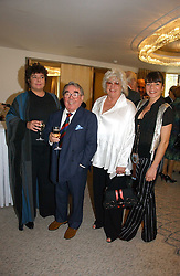 RONNIE CORBETT and his wife ANNE and their children Left, EMMA CORBETT and right SOPHIE CORBETT at the Lady Taverners Tribute lunch in honour of Ronnie Corbett held at The Dorchester Hotel, Park Lane, London on 3rd November 2006.<br /><br />NON EXCLUSIVE - WORLD RIGHTS