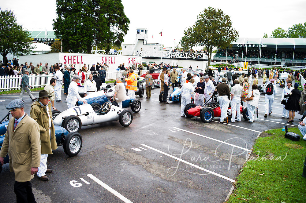 Goodwood Revival 2011