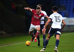 Bailey Wright of Bristol City - Mandatory by-line: Robbie Stephenson/JMP - 02/02/2018 - FOOTBALL - Macron Stadium - Bolton, England - Bolton Wanderers v Bristol City - Sky Bet Championship