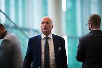 DEU, Deutschland, Germany, Berlin, 27.09.2017: Rüdiger Lucassen (MdB, AfD) auf dem Weg zur Fraktionssitzung der AfD-Bundestagsfraktion im Deutschen Bundestag.