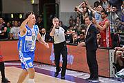DESCRIZIONE : Campionato 2014/15 Serie A Beko Semifinale Playoff Gara4 Dinamo Banco di Sardegna Sassari - Olimpia EA7 Emporio Armani Milano<br /> GIOCATORE : Luigi LaMonica<br /> CATEGORIA : Arbitro Referee Esultanza Ritratto Delusione<br /> SQUADRA : Olimpia EA7 Emporio Armani Milano<br /> EVENTO : LegaBasket Serie A Beko 2014/2015 Playoff<br /> GARA : Dinamo Banco di Sardegna Sassari - Olimpia EA7 Emporio Armani Milano Gara4<br /> DATA : 04/06/2015<br /> SPORT : Pallacanestro <br /> AUTORE : Agenzia Ciamillo-Castoria/L.Canu<br /> Galleria : LegaBasket Serie A Beko 2014/2015