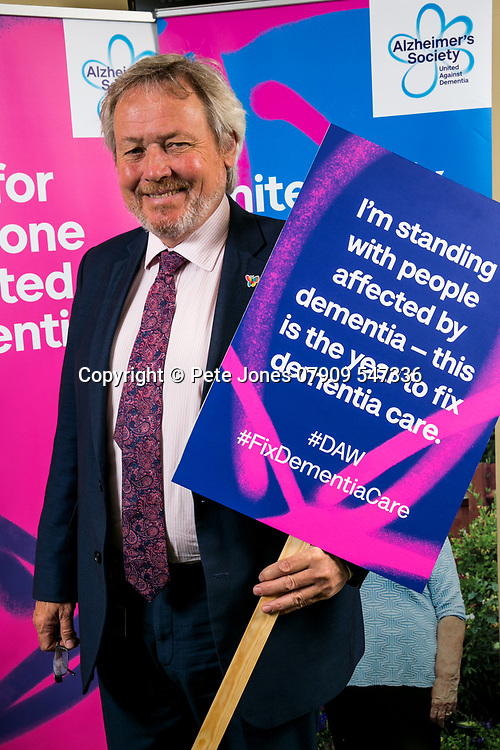 Giles Watling MP;<br />