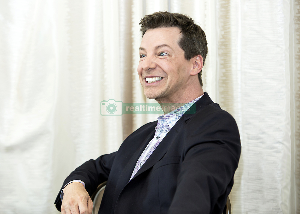August 3, 2017 - Hollywood, CA, USA - Sean Hayes stars in the TV series Will and Grace  (Credit Image: © Armando Gallo via ZUMA Studio)