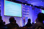 The Linux Foundation hosts CloudNativeCon and CubeCon at Sheraton Seattle Hotel in Seattle, Washington, on November 9, 2016. (Stan Olszewski/SOSKIphoto)