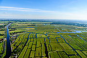 Nederland, Noord-Holland, XXX, 13-06-2017;<br /> <br /> QQQ<br /> luchtfoto (toeslag op standaard tarieven);<br /> aerial photo (additional fee required);<br /> copyright foto/photo Siebe Swart