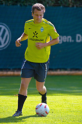 06.07.2010,Platz 05, Bremen, GER, 1. FBL, Training Werder Bremen , im Bild  Philipp Bargfrede ( Werder  #44 )   EXPA Pictures © 2010, PhotoCredit: EXPA/ nph/  Kokenge / SPORTIDA PHOTO AGENCY