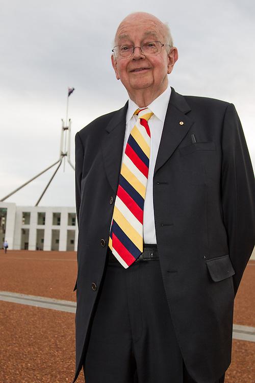 Senior Australian of the Year 2013 - Emeritus Professor Ian Maddocks AM