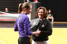 Volleyball Awards and Post Championship Match