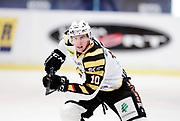 STOCKHOM 2017-10-27: Joakim Lindstr&ouml;m i Skellefte&aring; AIK under matchen i SHL mellan Djurg&aring;rdens IF och Skellefte&aring; AIK p&aring; Hovet, Stockholm, den 27 oktober 2017.<br /> Foto: Nils Petter Nilsson/Ombrello<br /> ***BETALBILD***