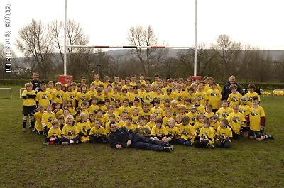 Leeds Premier Rugby Camp at Ilkley RFC.